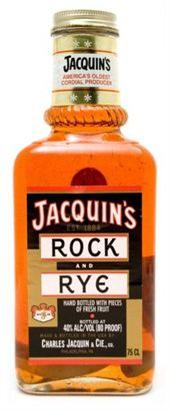 Jacquins Rock & Rye